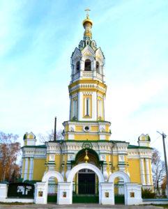 Церковь с. Ванилово им. Цюрупы